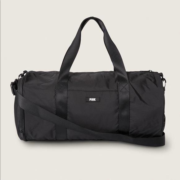 New Pink Duffle bag